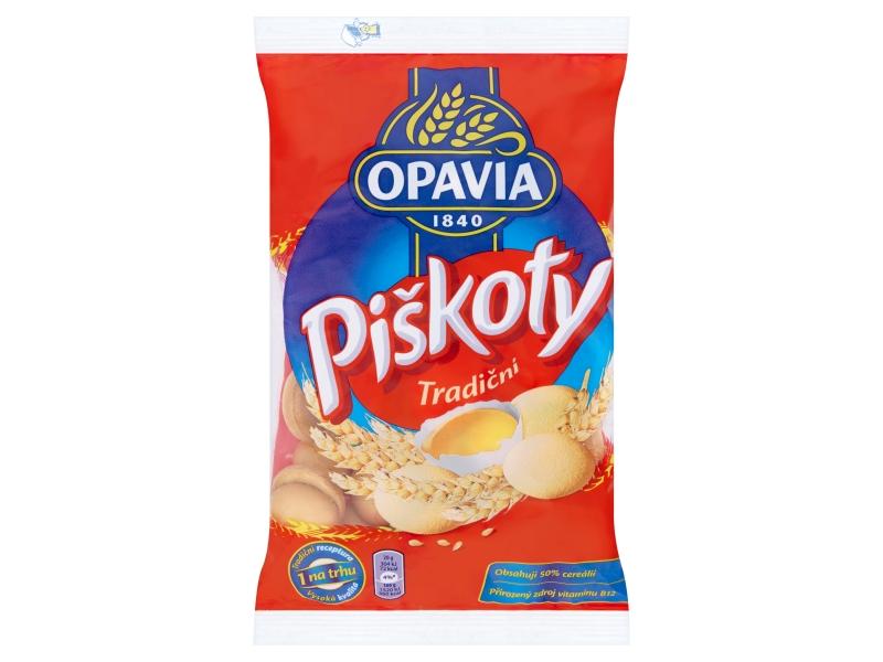 VÝPRODEJ Opavia Piškoty tradiční 120g