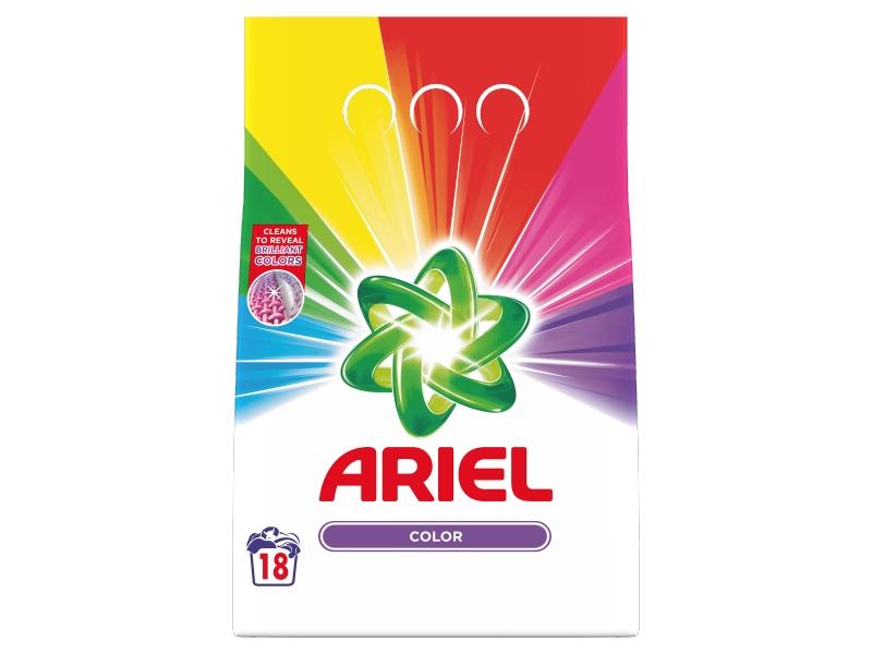 Ariel Color & Style Prací Prášek (18 Praní) 1,35kg