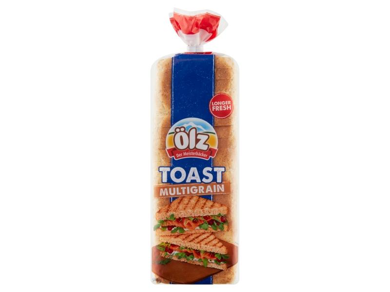 Ölz Vícezrnný toustový chléb 500g