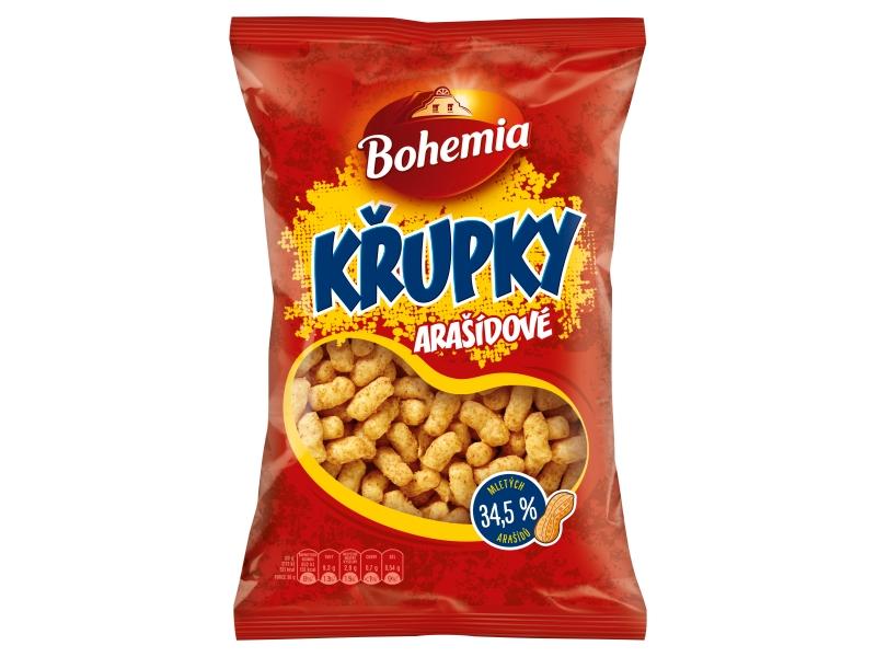 Bohemia Křupky arašídové maxi balení 200g