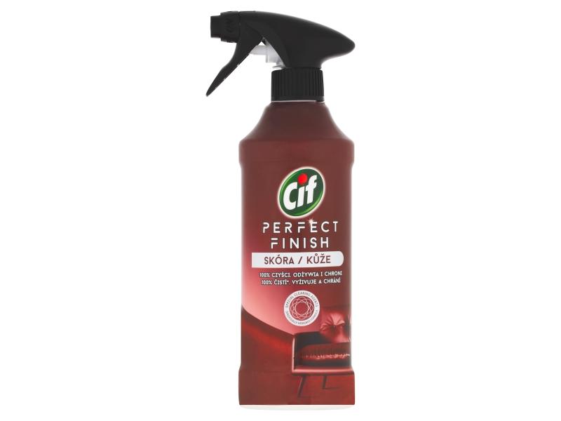 Cif Perfect Finish Kůže čistící sprej 435ml
