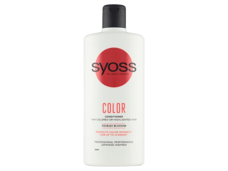 Syoss balzám Color pro barvené vlasy 440ml