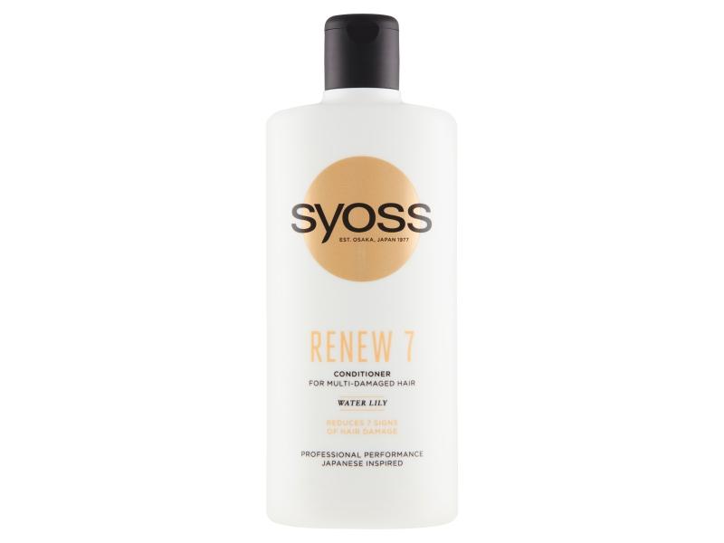 Syoss balzám Renew 7 pro velmi poškozené vlasy 440ml
