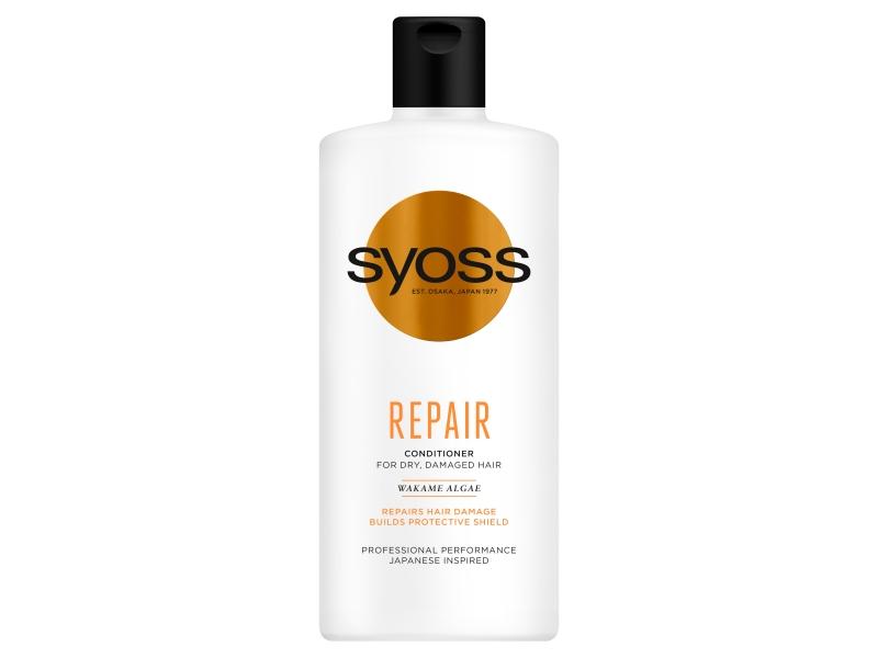Syoss balzám Repair pro suché a poškozené vlasy 440ml