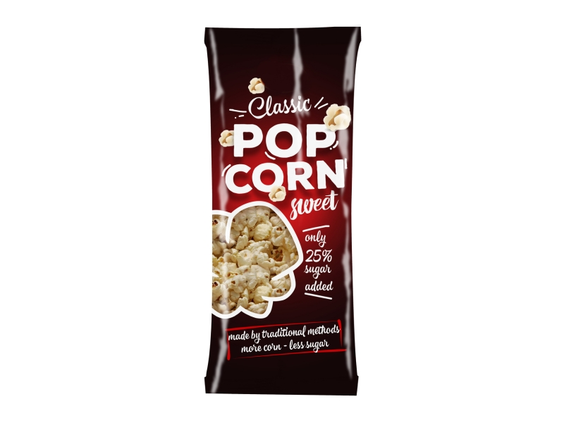 Classic Popcorn sladký 180g