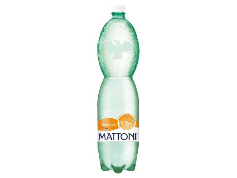 Mattoni Pomeranč perlivá 1,5l