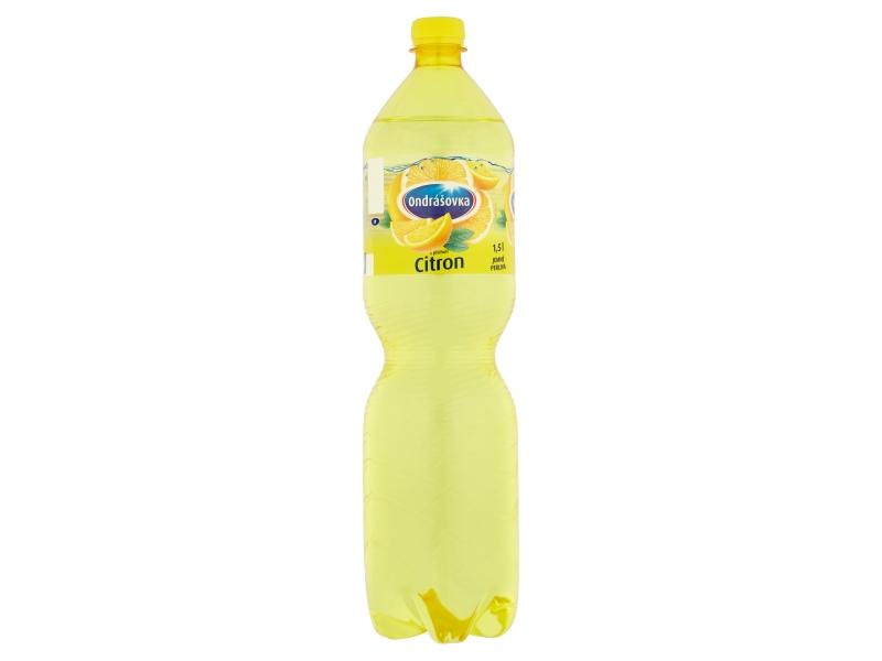 Ondrášovka Citron jemně perlivá 1,5l