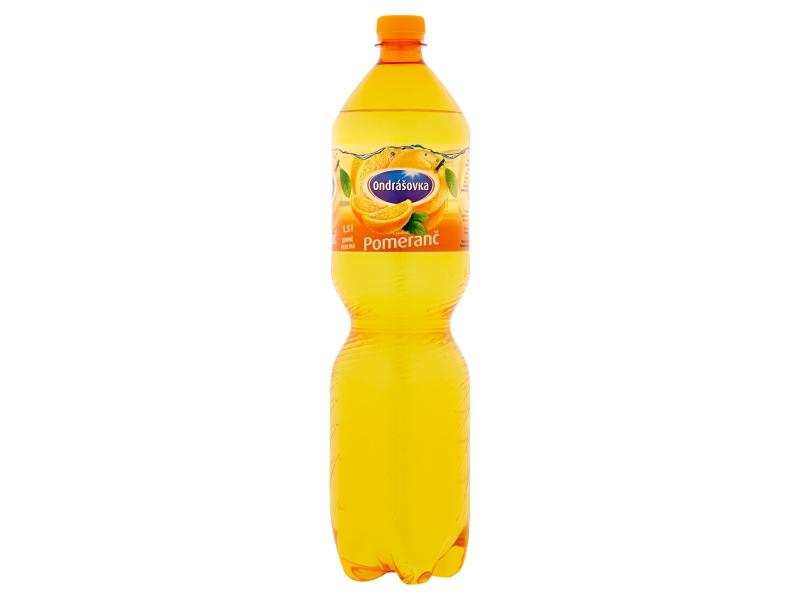 Ondrášovka Pomeranč jemně perlivá 1,5l
