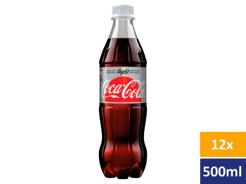 Coca Cola Light 12x500ml, PET