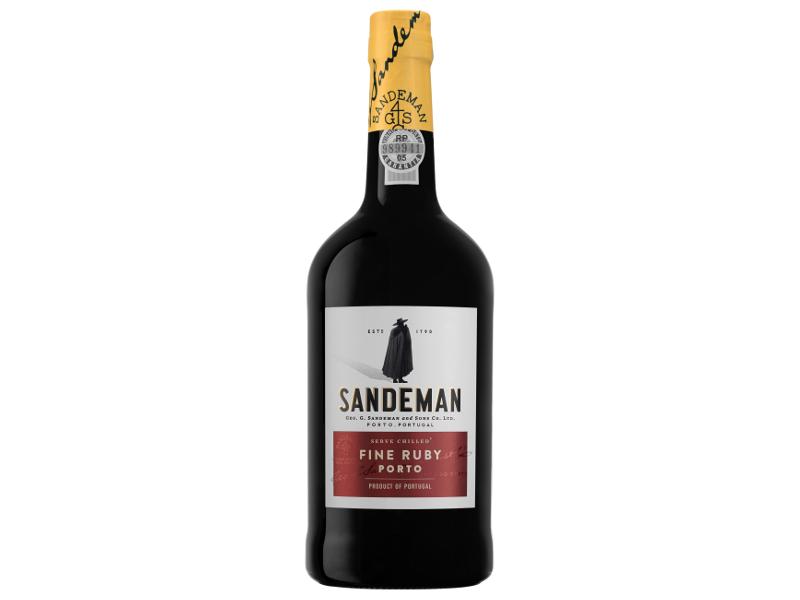 Sandeman Porto Ruby, 750ml