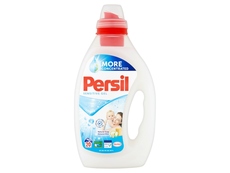 Persil Sensitive Gel (20 praní) 1l