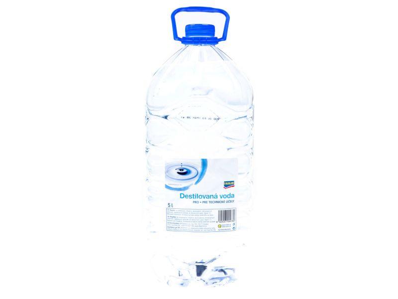 Fairline Destilovaná voda 5l