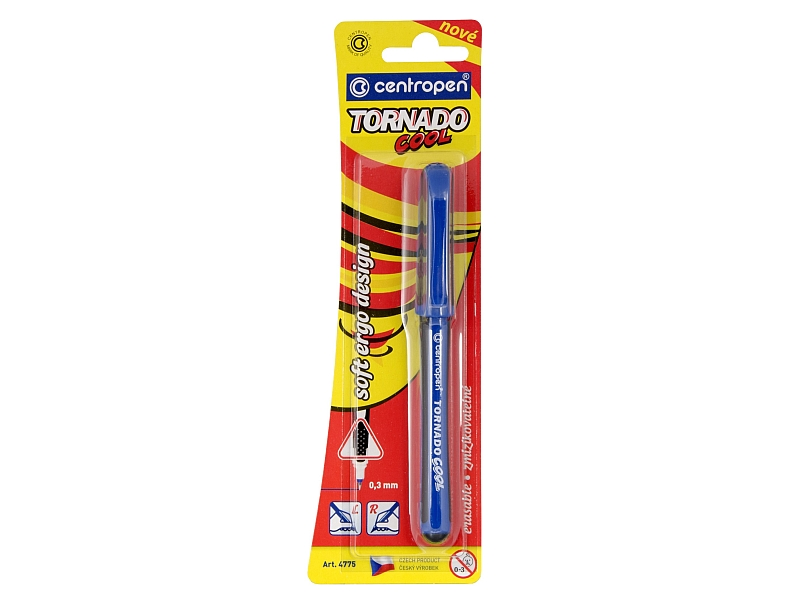 Centropen Roller Tornado cool 1ks