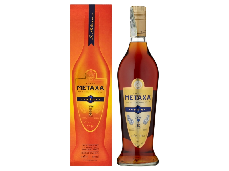 Metaxa 7 Star 40% 700ml