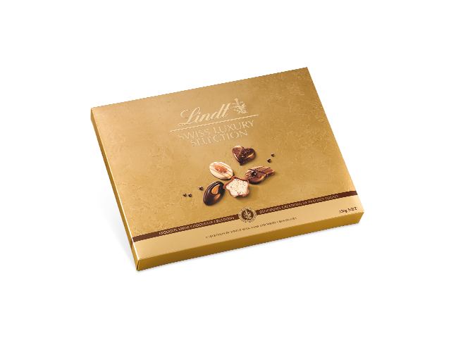Lindt Swiss Luxury Selection 230g