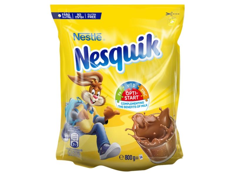 NESTLÉ Nesquik Kakaový nápoj 800g