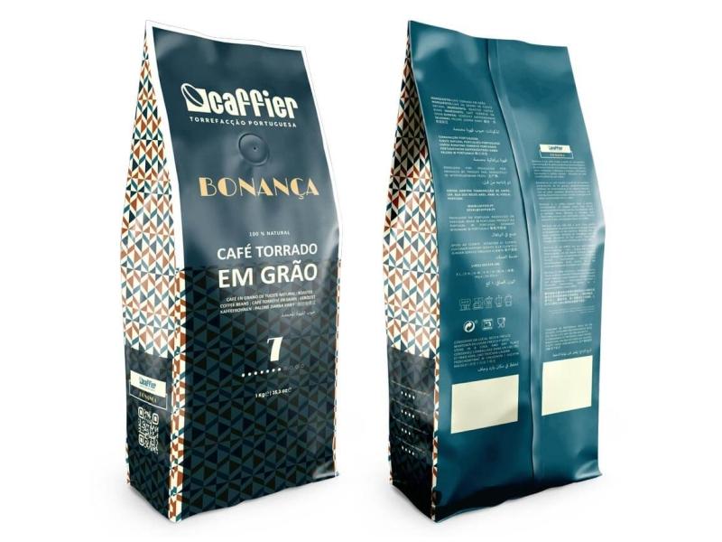 Caffier Portuguesa Bonança zrnková káva 1kg