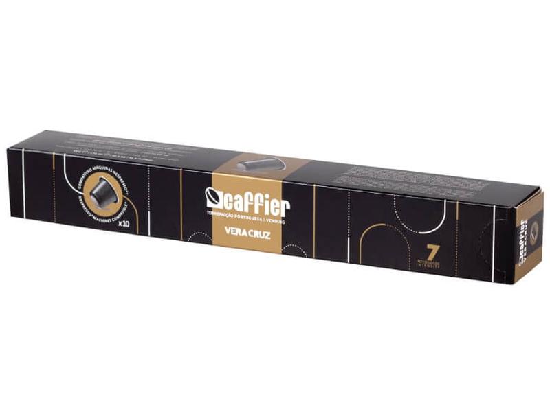 Caffier Vera Cruz Nespresso kapsle multipack 10 x 10ks