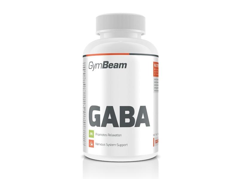 GymBeam GABA 120 kaps.