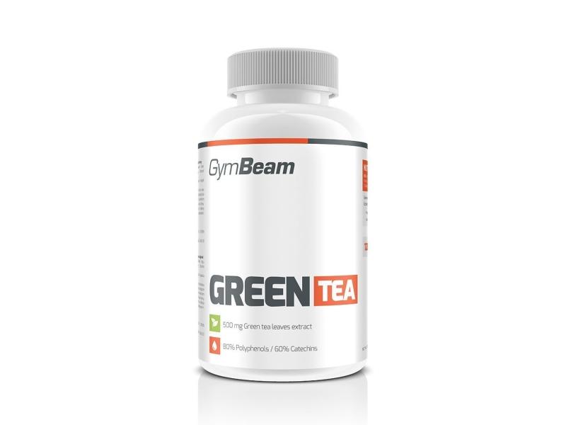 GymBeam Zelený čaj 120 kaps.