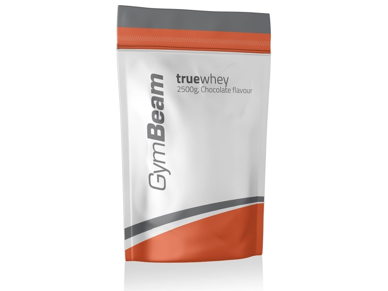 GymBeam Protein True Whey čokoláda 2500g