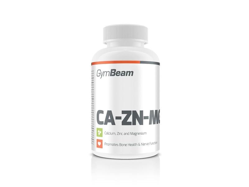 GymBeam Ca-Zn-Mg 60 tablet