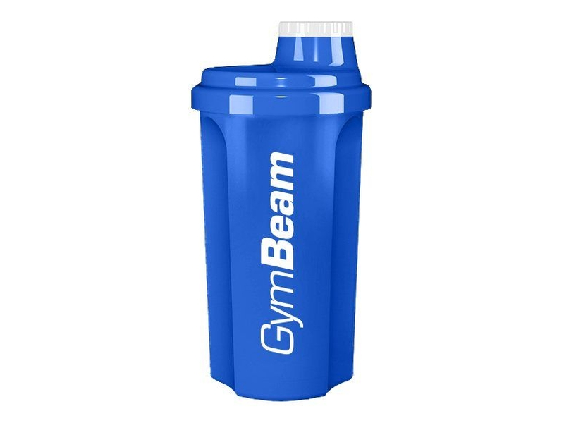 GymBeam Šejkr modrý 700 ml