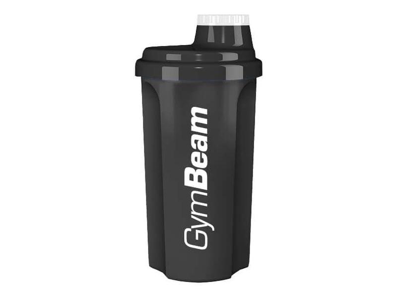 GymBeam Šejkr černý 700 ml