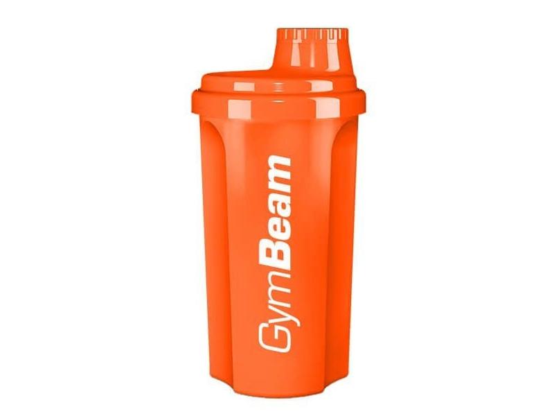 GymBeam Šejkr oranžový 700 ml
