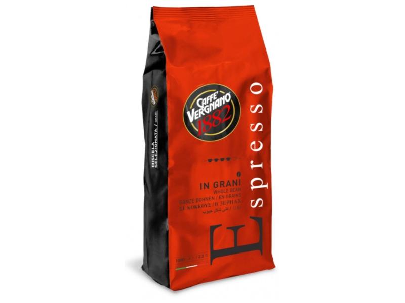 Caffè Vergnano Espresso zrnková káva 1kg