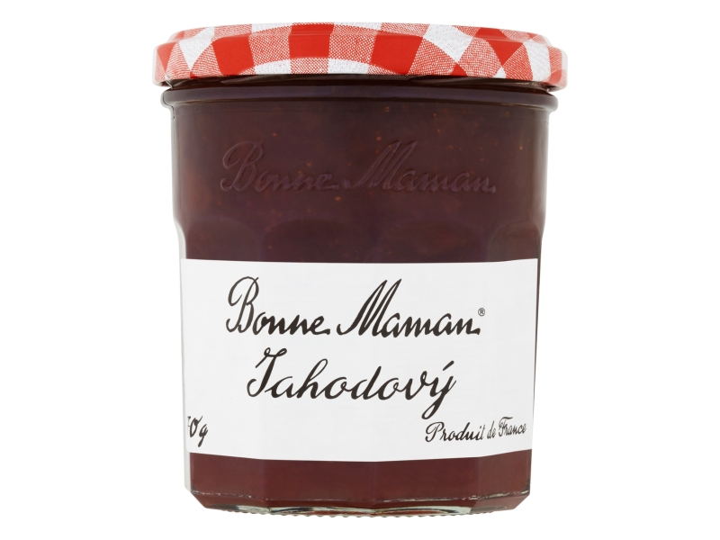 Bonne Maman jahodový džem 750g