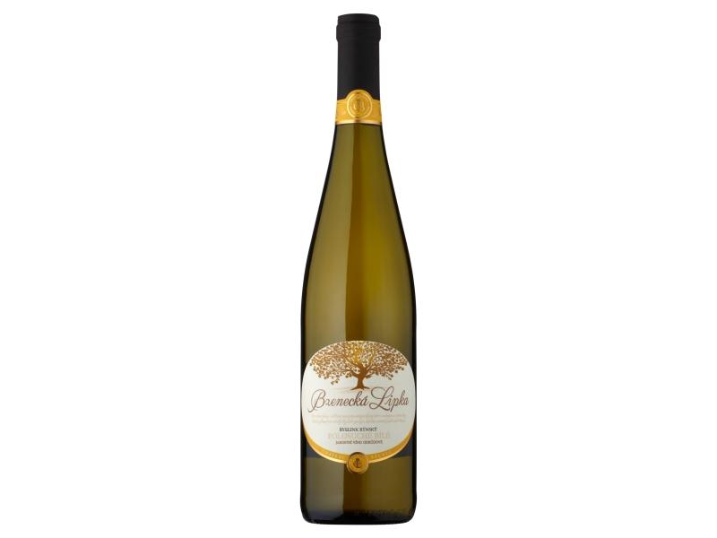 Chateau Bzenec Bzenecká Lipka Ryzlink rýnský, víno polosuché bílé 0,75l
